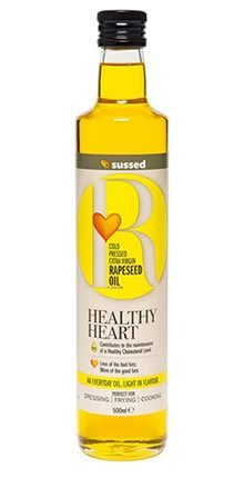 healthy heart rapeseed oil