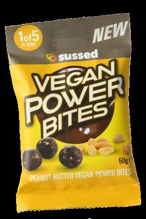 peanut butter vegan power bites sussed