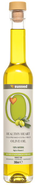 sussed healthy heart olive oil
